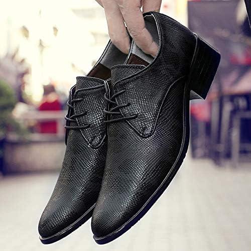LOVDRAM Chaussures Chaussures Hommes New Affaires Chaussures Hommes Chaussures De Ville Pointues Chaussures Hommes Chaussures Simples  économiser sur le dédouanement