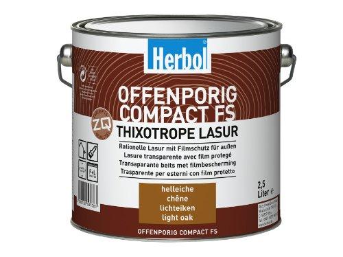 Herbol Offenporig Compact FS ZQ 8409 palisander, 2,5 Liter
