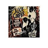 MDHT Alice Cooper's Halloween Alive Art Poster, dekoratives