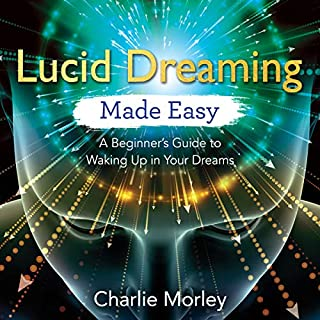 Lucid Dreaming Made Easy audiobook cover art