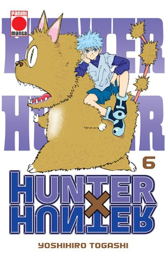 Hunter X Hunter 6 (Manga - Hunter X Hunter)