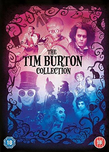 Tim Burton Collection [Edizione: Regno Unito] [Reino Unido] [DVD]