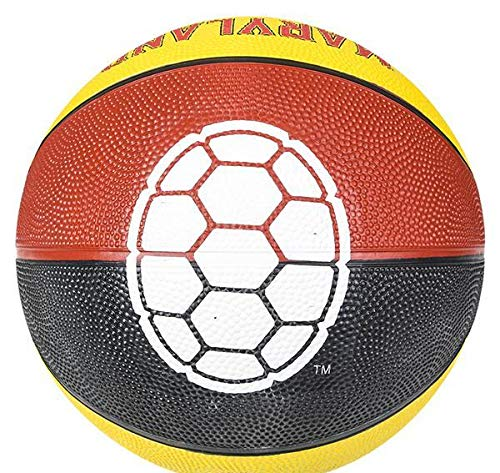 Review DollarItemDirect 7 inches Maryland Mini Basketball, Case of 50