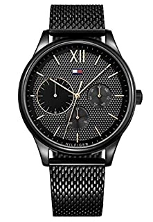 Tommy Hilfiger Herren-Armbanduhr Damon (B075XL68WV) | Amazon price tracker / tracking, Amazon price history charts, Amazon price watches, Amazon price drop alerts