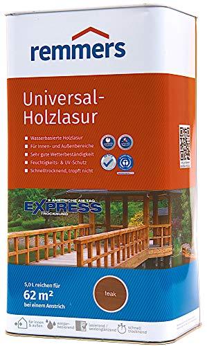 Remmers Universal-Holzlasur (5 l, teak)