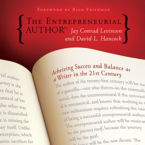The Entrepreneurial Author audiobook cover art