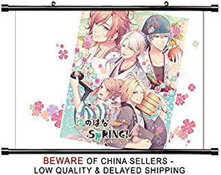 Yunohana Spring Anime Fabric Wall Scroll Poster (32 x 23) Inches