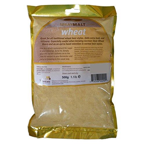 MUNTON'S Muntons Weizen Malzextrakt 500 g - Önologie malz