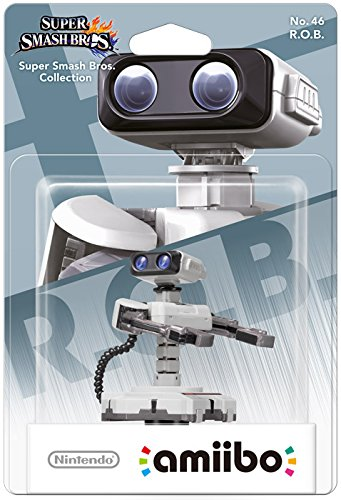 Amiibo R.O.B. - Super Smash Bros. Collection