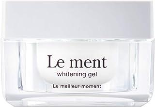 Le ment (ルメント) ホワイトニングジェル オールインワン 【医薬部外品】 高保湿 無香料 セラミド配合 トラネキサム酸 ダブル有効性分配合