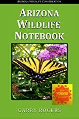 Arizona Wildlife Notebook Paperback