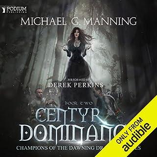 Centyr Dominance audiobook cover art