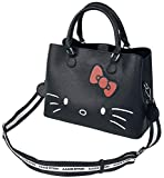 Hello Kitty - Shopper Bag With Debossing And Print Multicolor