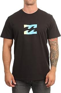 BILLABONG Team Wave - Maglietta da Uomo Maglietta Uomo