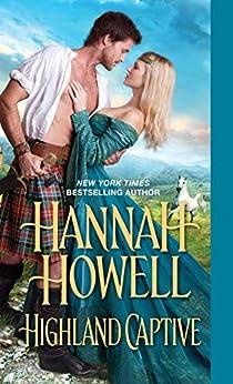 Highland Captive by [Hannah Howell]