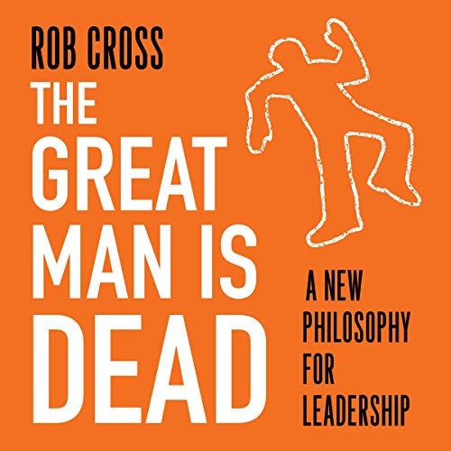 The Great Man Is Dead cover art