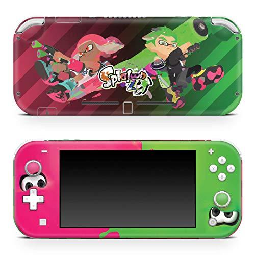 Skin Adesivo para Nintendo Switch Lite - Splatoon 2