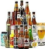 assortiment ou coffret de bières - idée cadeau - bières du monde - pack de bière - noël -