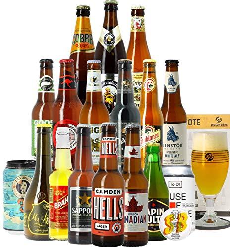 """Colección increíbles cervezas - Idea de regalo (Colección cervecero""""Sabores del mundo"""")"""