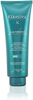 Kerastase Resistance Bain Therapiste Shampoo by Kerastase for Unisex - 15 oz Shampoo, 450 ml
