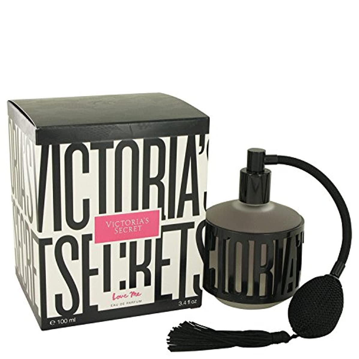開始ミュウミュウ文献Victoria's Secret Love Me by Victoria's Secret Eau De Parfum Spray 100 ml [並行輸入品]