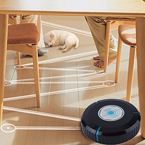 Generic 2016 New Home Auto Cleaner Robot Microfiber Smart Robotic...