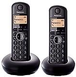 Panasonic KX-TGB 212 EB ECO Home Cordless Phone - Twin