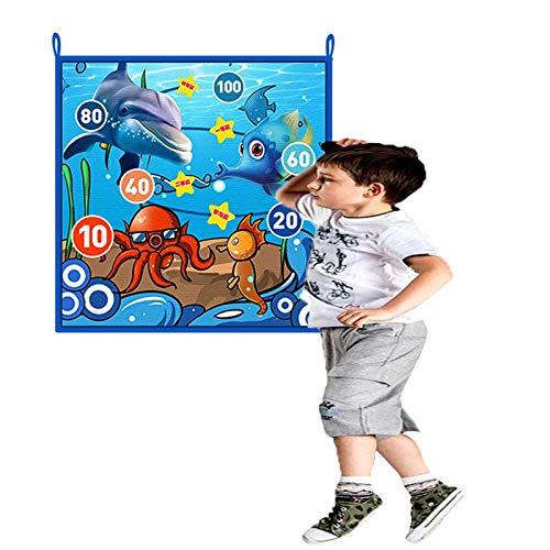 AGYH Fitness Fitness Touch Touch Foto Deguste, Juego De Juegos para Niños Tapicería con Muñecas De Pasta Y Ganchos, Jump Jump Toys