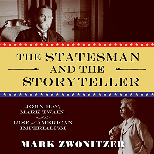 The Statesman and the Storyteller audiobook cover art
