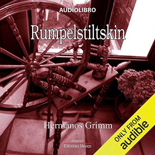 Rumpelstiltskin (Spanish Edition) audiobook cover art