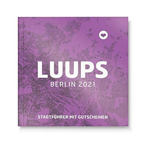 LUUPS Berlin 2021: Stadtführer mit Gutscheinen