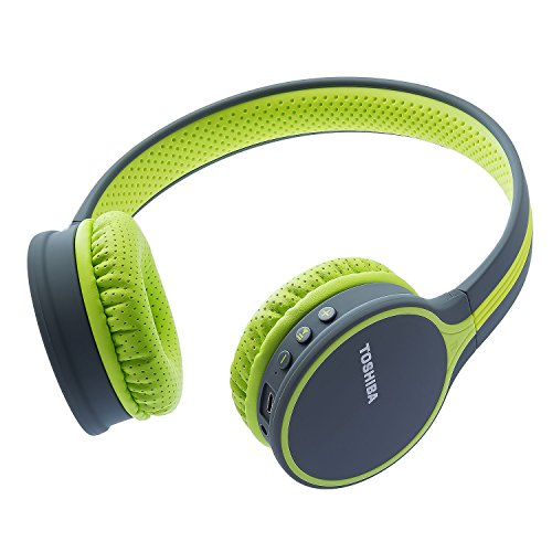 Toshiba Wireless Headphone RZE-BT180H(G)GREEN