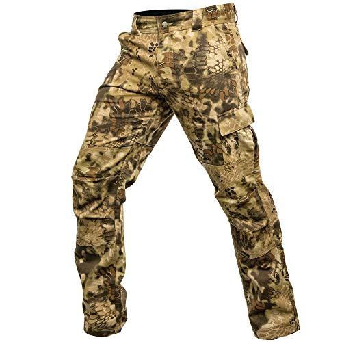 Kryptek Stalker Camo Hunting Pant (Stalker Collection), Highlander, XL