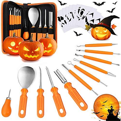 11 PCS Pumpkin Carving Kit Tools