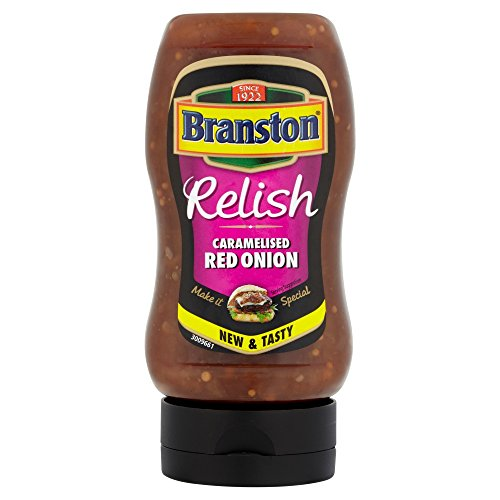 Branston Relish Caramelised Red Onion, 335g