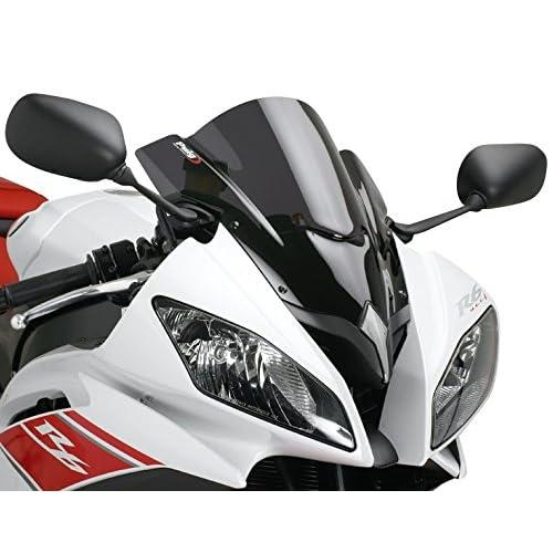 PUIG RACING SCREEN SMOKE R6 /'08 Fits Yamaha YZF-R6