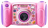 VTech KidiZoom Camera Pix, Pink, Great Gift For Kids, Toddlers, Toy for Boys and Girls, Ages 3, 4, 5, 6, 7, 8