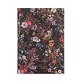 Paperblanks Agende Flexi a Copertina Morbida di 12 Mesi 2022 Floralia | Giornaliera | Midi (125 × 175 mm)