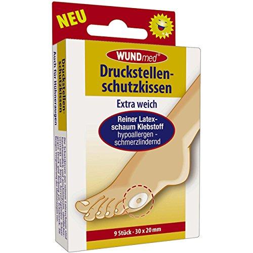 Druckstellenschutzkissen CHEMOPLAST® 9stück Pflaster