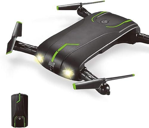 Mengen88 Quadcopter, faltende vierachsige Fernsteuerungsflugzeuge 2,4 GHz Frequenzfernbedienung Einknopfrückkehr 3D-Taumeln mit leichten Flugzeugen
