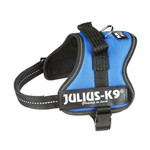 Julius-K9 Powerharness, blue, Size mini-mini