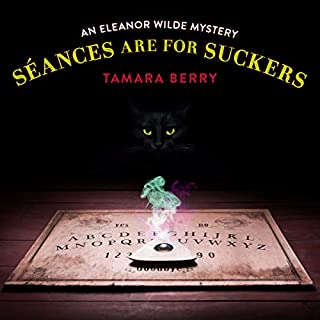 Séances Are for Suckers audiobook cover art