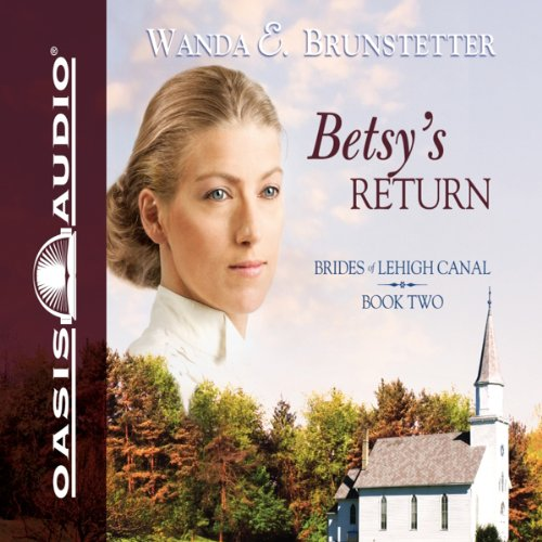 Betsy's Return audiobook cover art