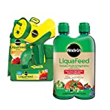Miracle-Gro LiquaFeed All Purpose Plant Food Advance Starter Kit and Tomato,...
