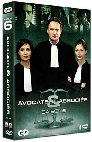 Avocats & Associés-Saison 6 : 4 DVD