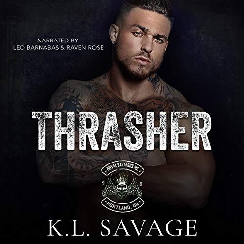 Thrasher cover art