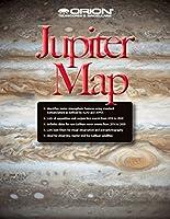 Orion 51926 木星地図と観察ガイド (ブラック)