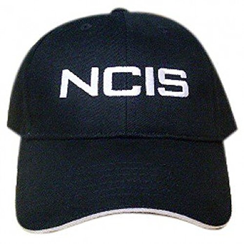 NCIS Special Agents Logo Schwarz Cap Adjustable Hat