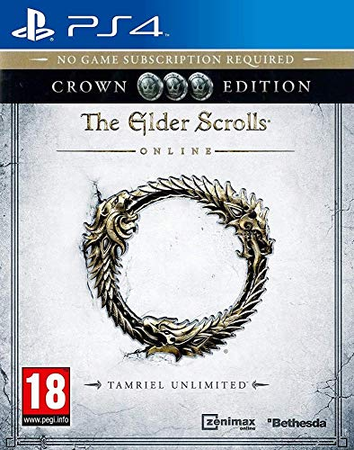 The Elder Scrolls Online - Crown Edition (Tamriel Unlimited) PS4 [