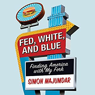 Fed, White, and Blue audiobook cover art